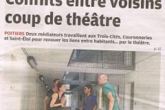 """""""Arlette Opprimée"""" Poitiers / septembre 2016"""