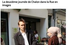 """""""Les éboueurs"""" à Chalon dans la rue 2016 / le journal de Saone et Loire"""